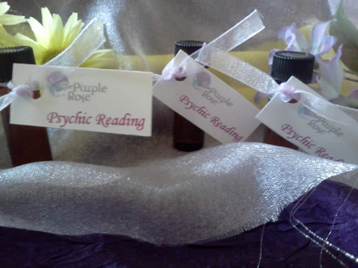 The Purple Rose, Readings, Healings, and Merchandise
